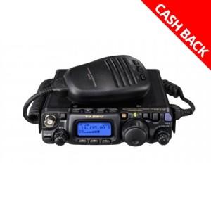 YAESU FT-818 Ricetrasmettitore 6W, HF/VHF/UHF All Mode portatile