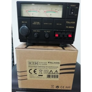 FC-SS50A Alimentatore switching 50A max con noise offset