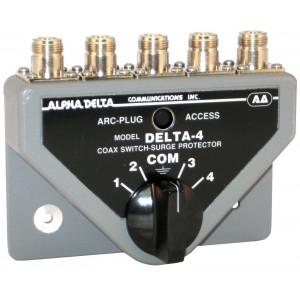 Alpha Delta Commutatore coassiale-4B/N 4 vie - Connettore N