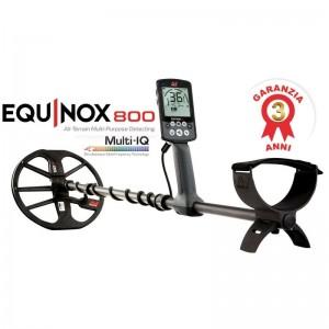 EQUINOX 800 - MINELAB