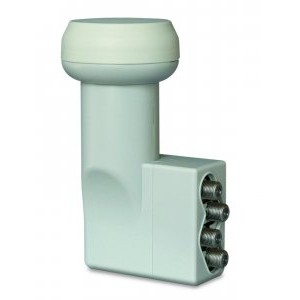 LNB Universale 4 Ingressi UX-QD LTE - Fracarro 287339