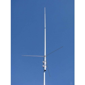 Diamond X-510N Antenna Verticale da Base Bibanda