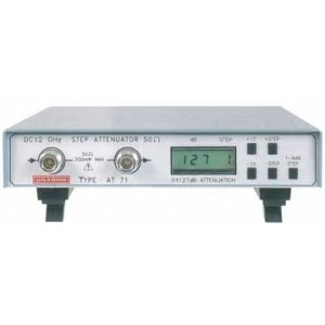 ATTENUATORE RF AT 71 - 50 OHM