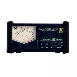 Daiwa CN-501H2 - Wattmetro HF/VHF 1.8/150 MHz 2000 Watts