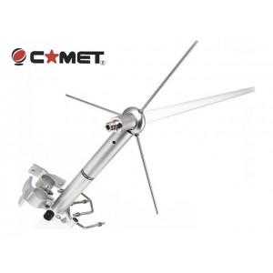 Comet - GP-3N Antenna Bibanda 144/430 MHz altezza 178 cm.