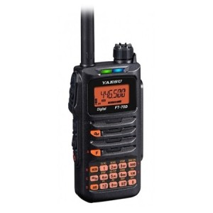 FT 70DE C4FM FDMA / FM 144/430 MHz Dual Band 5W