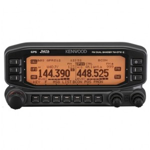 TM-D710GE KENWOOD - Ricetrasmettitore veicolare 144/430MHz con GPS+APRS