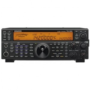 TS-590 SG KENWOOD - RICETRASMETTITORE HF/50MHZ