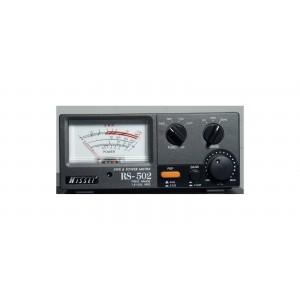 NISSEI RS-502 ROSMETRO/WATTMETRO 1,8-525MHZ